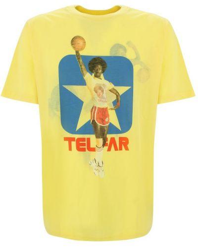 Żółta t-shirt Telfar