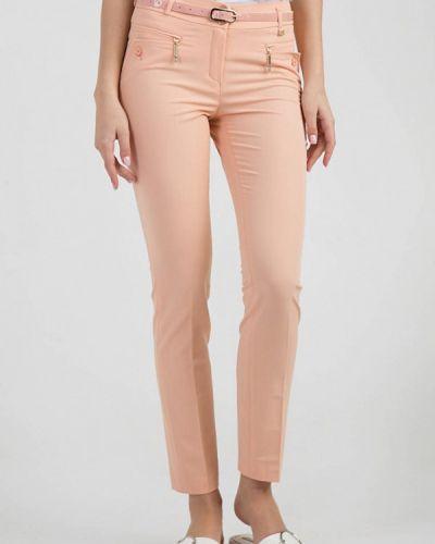 Классические брюки - оранжевые Das