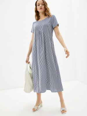 Повседневное синее платье Olbe