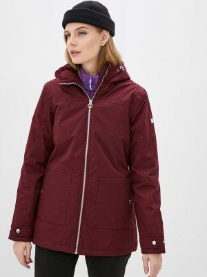 Утепленная куртка - бордовая Regatta