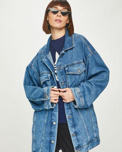 Прямые джинсы укороченные mom Pepe Jeans