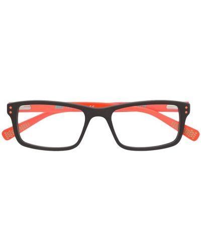 Черные очки для зрения квадратные для полных Nike Kids