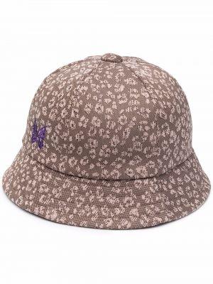 Brązowy kapelusz Needles