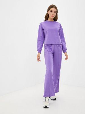 Фиолетовый спортивный спортивный костюм Vitacci