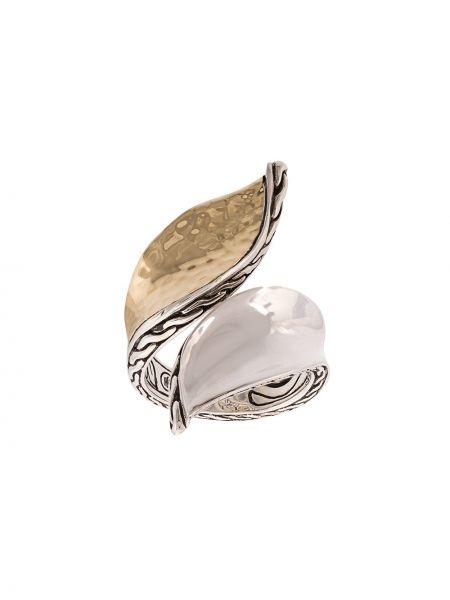 Pierścień klasyczny ze srebra John Hardy