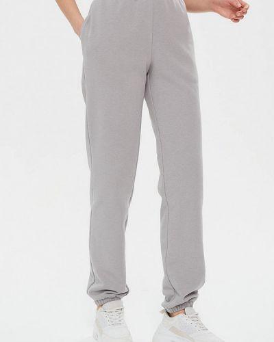 Серые спортивные брюки Moru