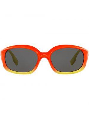 Okulary - żółte Burberry Eyewear