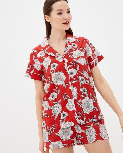 Рубашка - красная Deseo
