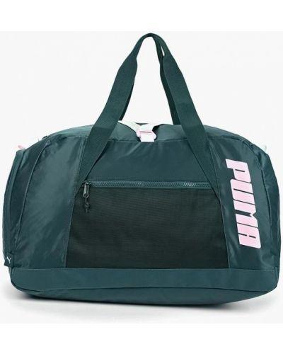 Спортивная сумка зеленый 2019 Puma