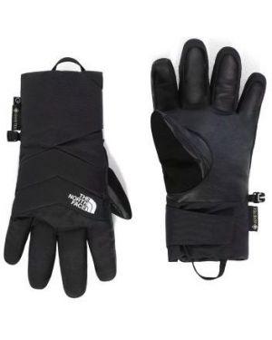 Ciepłe rękawiczki skorzane The North Face