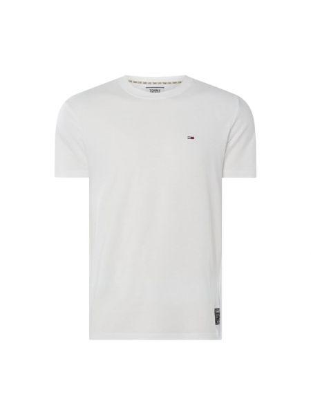 Koszula dzinsowa z logo z cięciem Tommy Jeans