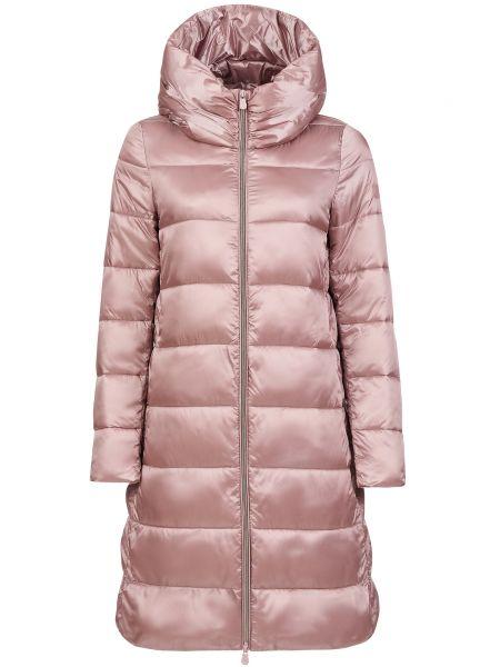 Куртка на молнии - розовая Save The Duck