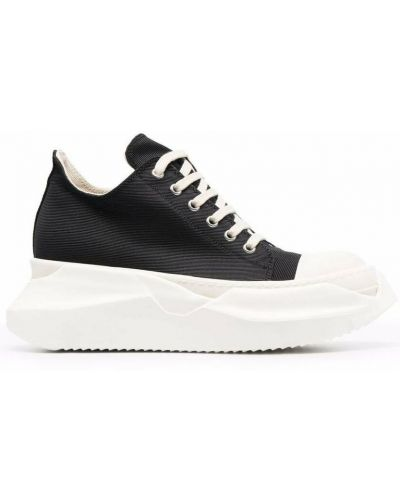 Czarne sneakersy Rick Owens