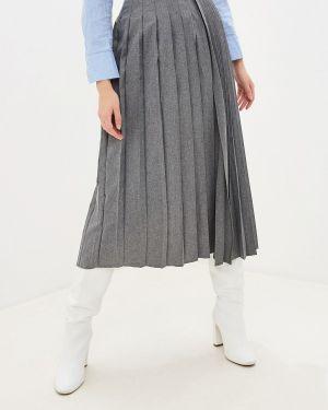 Плиссированная юбка Adolfo Dominguez