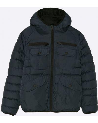 Куртка теплая синий Brave Soul