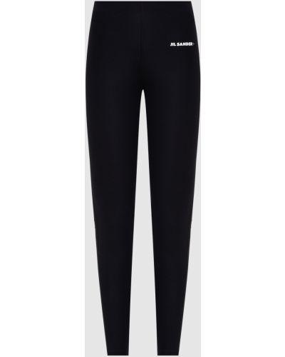 Черные спортивные брюки Jil Sander