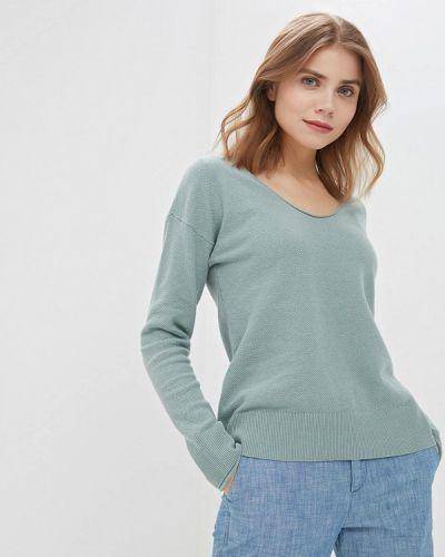 Пуловер бирюзовый Gap