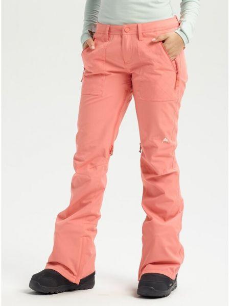 Spodnie - pomarańczowe Burton