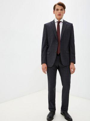 Серый костюм осенний Bazioni