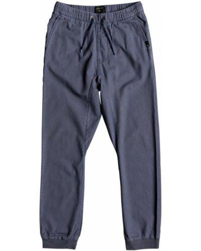 Синие брюки винтажные Quiksilver