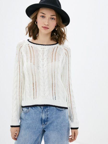 Клубный белый свитер Concept Club