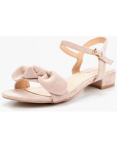Розовые сандалии Vera Blum