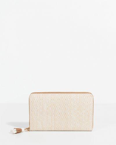 Кожаный кошелек на молнии Parfois