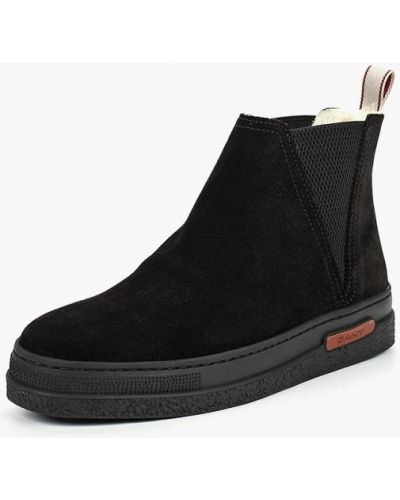 Ботинки челси осенние замшевые Gant