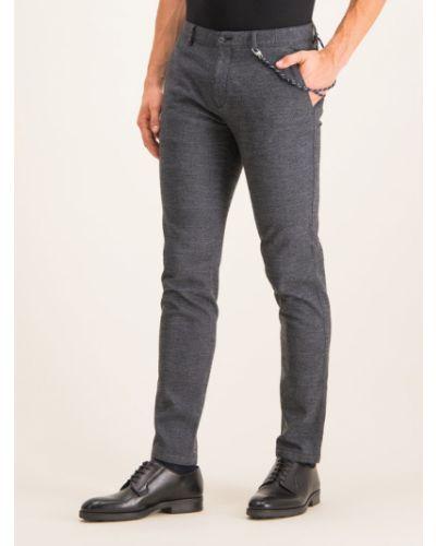 Szare spodnie materiałowe Roy Robson