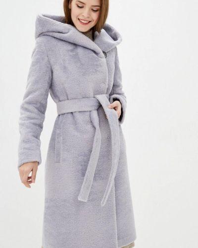 Серое пальто Florens