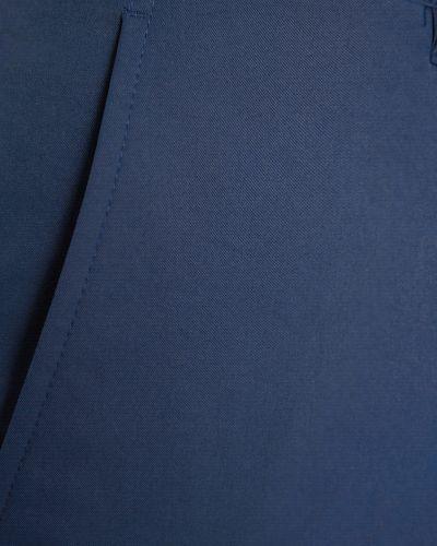 Брюки чиносы с карманами Prada