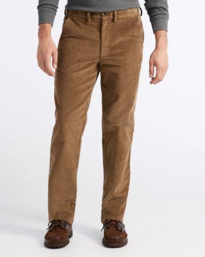 Брюки вельветовые - коричневые Beretta