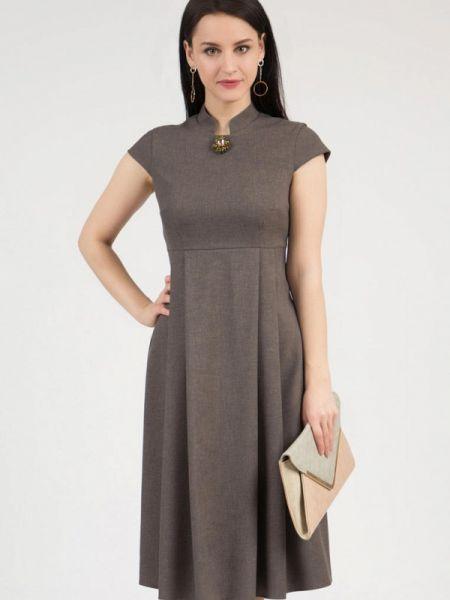 Платье - серое Grey Cat
