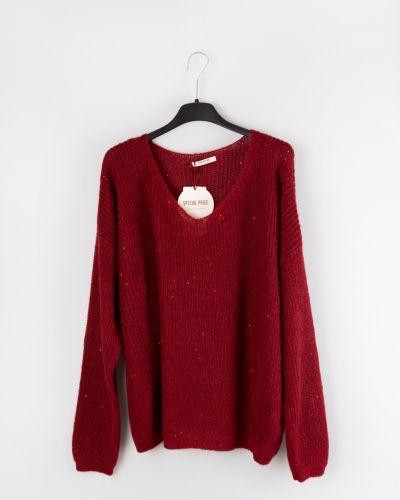 Джемпер - бордовый Orsay