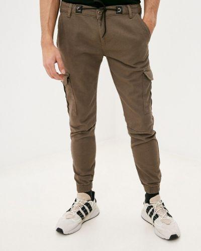 Коричневые брюки Dali