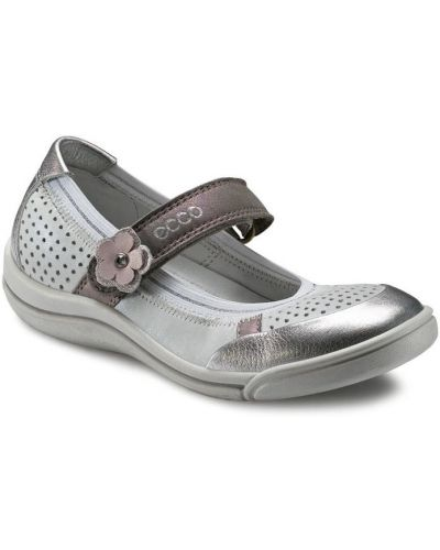 Туфли летние белые Ecco