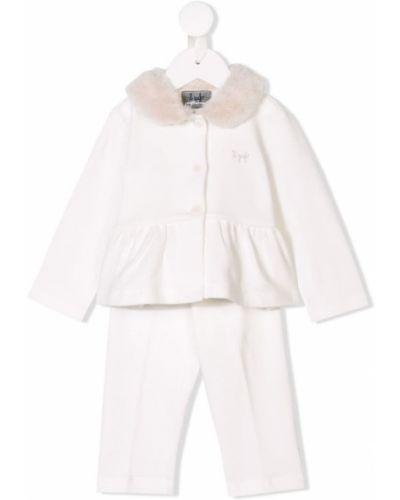Спортивный костюм белый Il Gufo