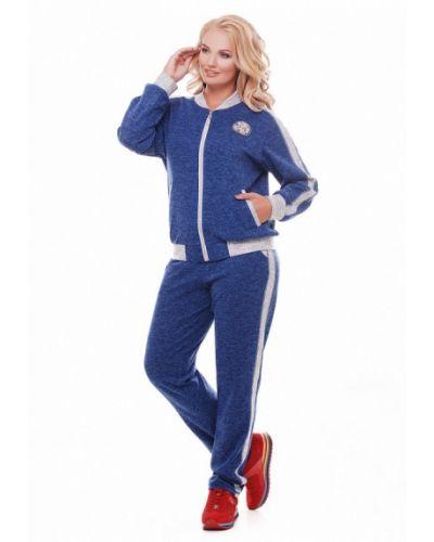 Спортивный костюм синий Vlavi
