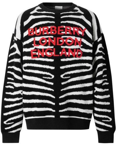 Sweter wełniany Burberry