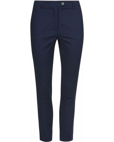 Хлопковые брюки - синие Beatrice.b
