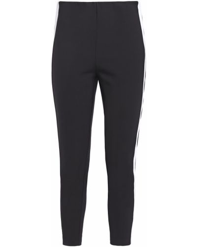 Czarne spodnie w paski bawełniane Rag & Bone