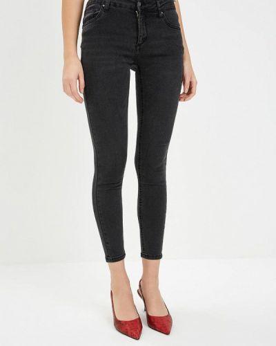 Черные джинсы-скинни Miss Bon Bon