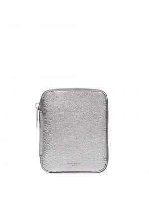 Серебряный кошелек для монет на молнии Givenchy