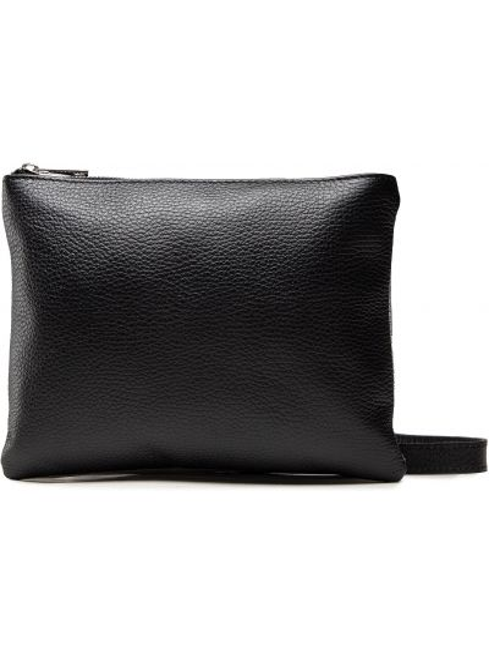 Czarna klasyczna torebka Creole
