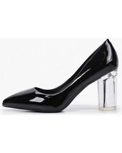 Кожаные туфли - черные Diora.rim