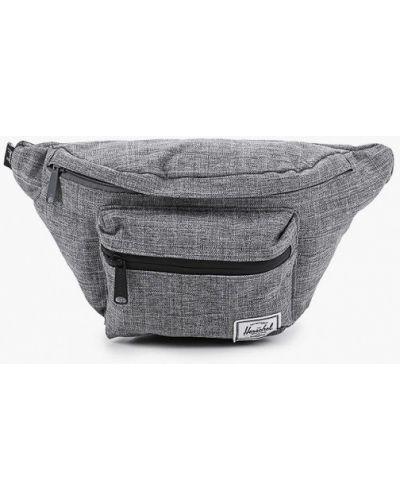Текстильная поясная сумка - серая Herschel Supply Co
