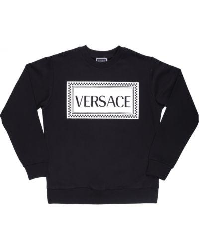 Biały bluzka Versace