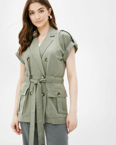 Зеленый пиджак Villagi