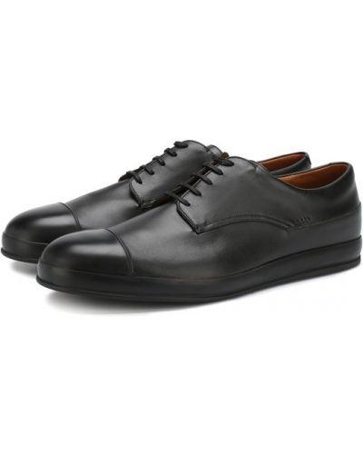 Классические туфли кожаные Bally
