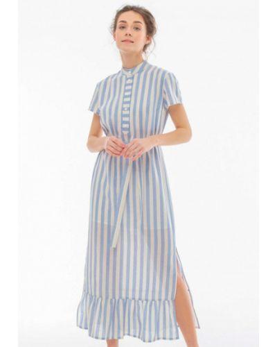 Платье - голубое Shtoyko